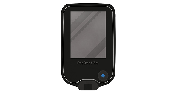 How does the FreeStyle Libre system measure my glucose