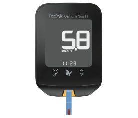 FreeStyle Optium Neo H - easy bedside testing