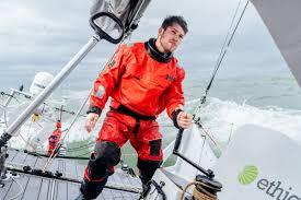 Jack Trigger on a boat
