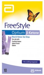β Ketone Test Strips