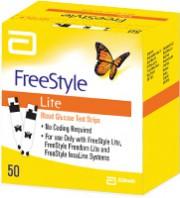 FreeStyle Lite Blood Glucose Test Strips