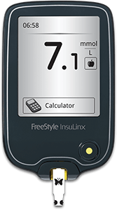FreeStyle InsuLinx meter